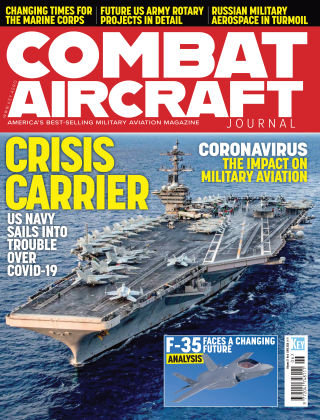 Combat Aircraft Journal Jun 2020