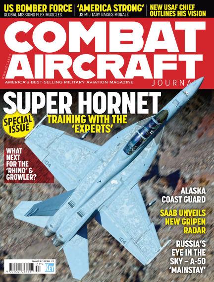 Combat Aircraft Journal June 04, 2020 00:00