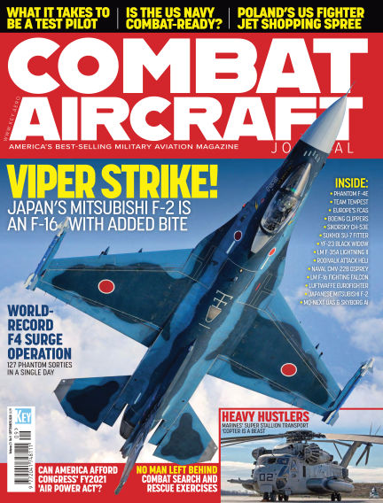 Combat Aircraft Journal August 06, 2020 00:00