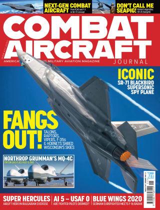 Combat Aircraft Journal Nov 2020