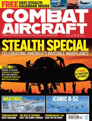 Combat Aircraft Journal Dec 2020