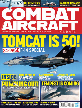 Combat Aircraft Journal Jan 2021