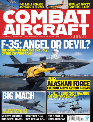 Combat Aircraft Journal May 2021