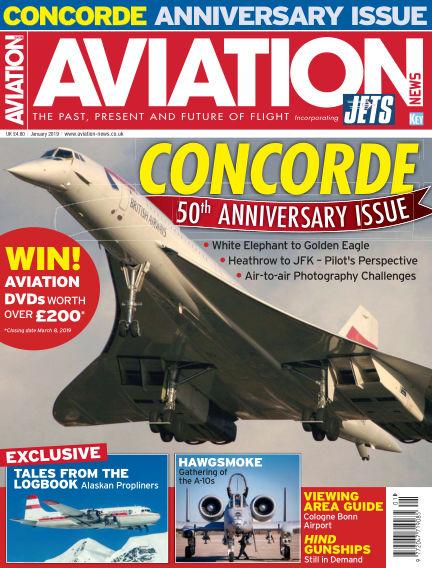 Aviation News December 19, 2018 00:00