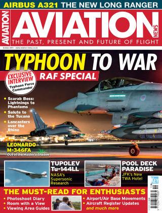 Aviation News Oct 2019