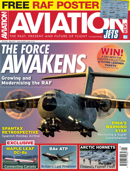 Aviation News April 18, 2019 00:00