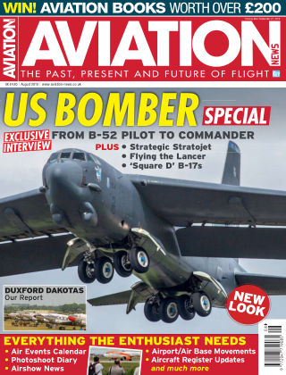 Aviation News Aug 2019