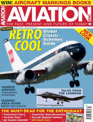 Aviation News July 2019