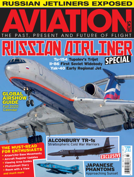Aviation News February 20, 2020 00:00