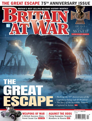 Britain at War Mar 2019