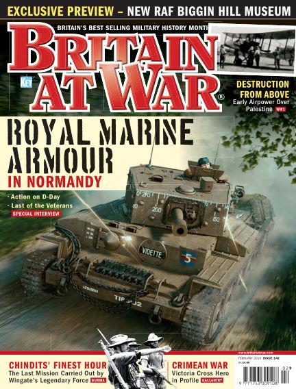 Britain at War January 31, 2019 00:00