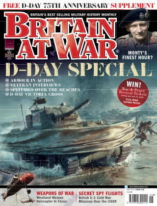 Britain at War June 2019