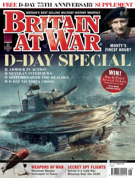 Britain at War May 30, 2019 00:00