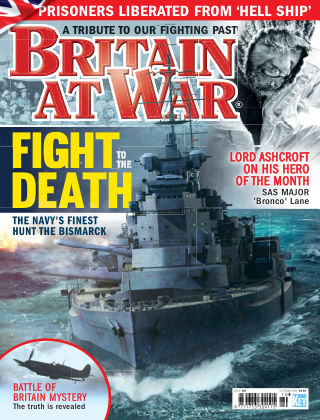 Britain at War Oct 2019