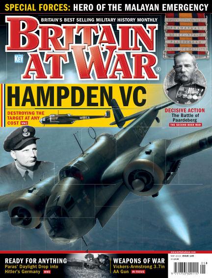 Britain at War April 25, 2019 00:00