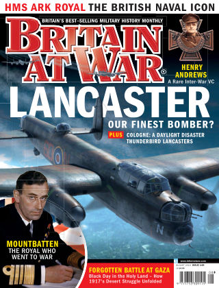 Britain at War Aug 2019