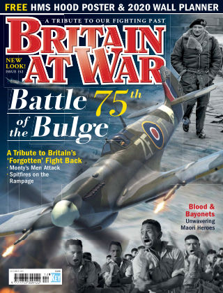 Britain at War Dec 2019