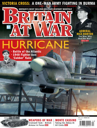 Britain at War Apr 2019
