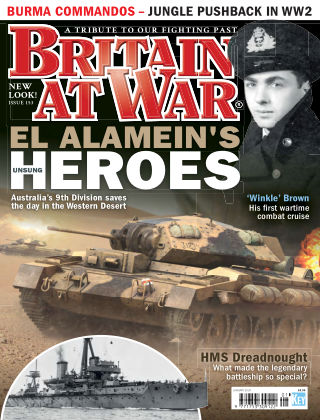 Britain at War Jan 2020