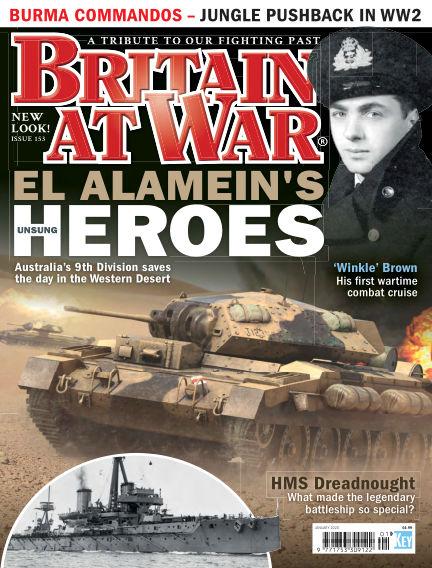Britain at War December 24, 2019 00:00