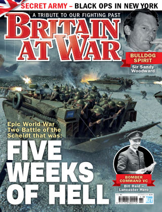 Britain at War Nov 2019
