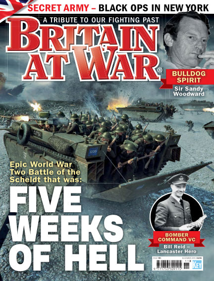 Britain at War October 31, 2019 00:00