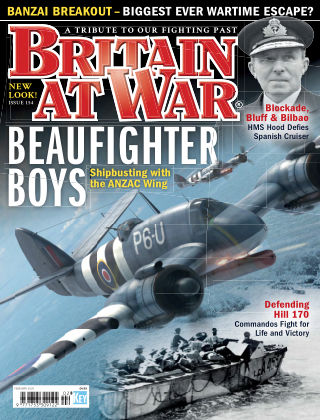 Britain at War Feb 2020