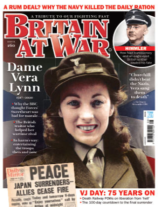 Britain at War Aug 2020