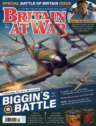Britain at War Sep 2020