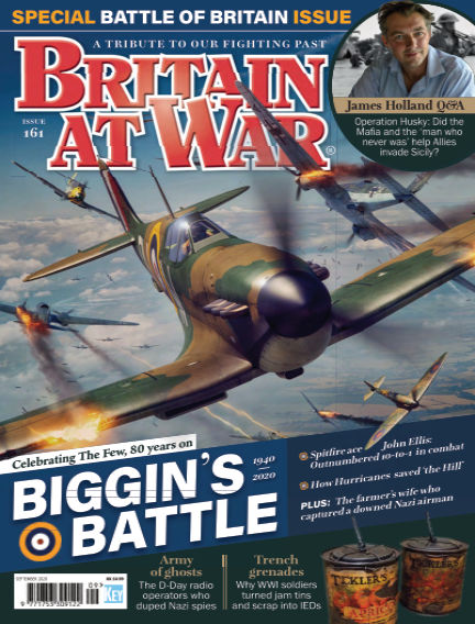 Britain at War August 27, 2020 00:00