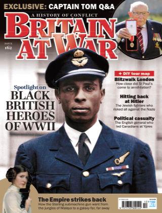 Britain at War Oct 2020