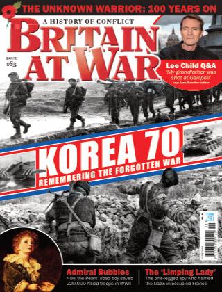 Britain at War Nov 2020