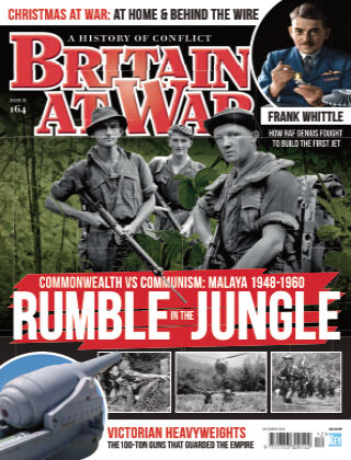Britain at War Dec 2020