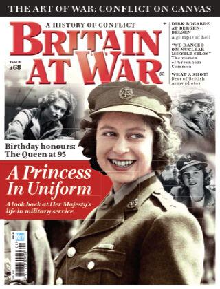 Britain at War Apr 2021