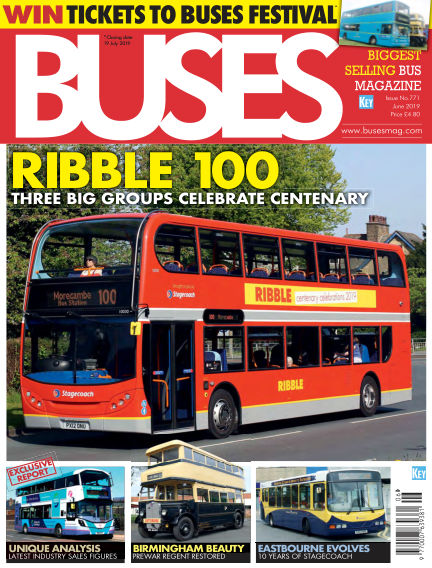 BUSES Magazine May 16, 2019 00:00