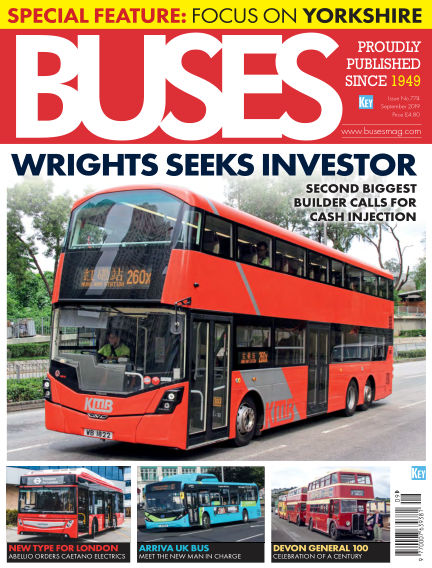 BUSES Magazine August 15, 2019 00:00