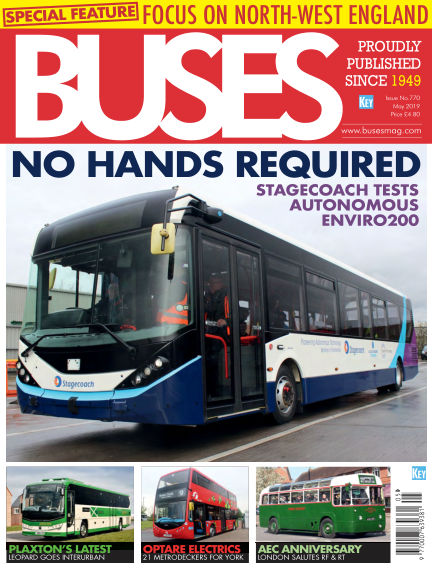 BUSES Magazine April 18, 2019 00:00