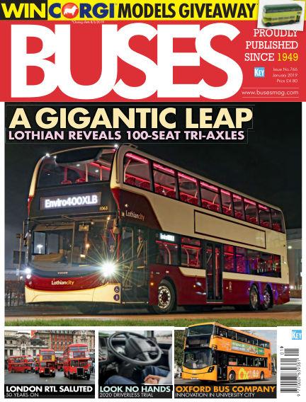 BUSES Magazine December 20, 2018 00:00