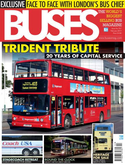 BUSES Magazine January 17, 2019 00:00