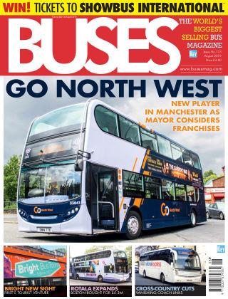 BUSES Magazine Aug 2019