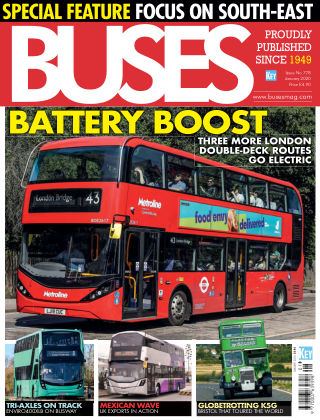 BUSES Magazine Jan 2020