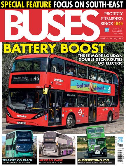BUSES Magazine December 20, 2019 00:00