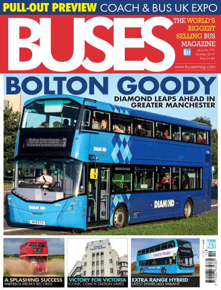 BUSES Magazine September 19, 2019 00:00