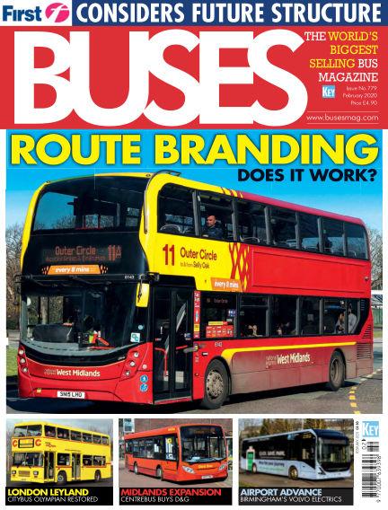 BUSES Magazine January 16, 2020 00:00