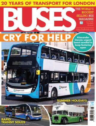 BUSES Magazine Aug 2020