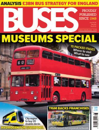 BUSES Magazine May 2021