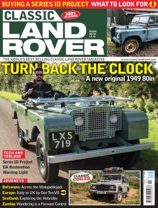 Classic Land Rover Feb 2020