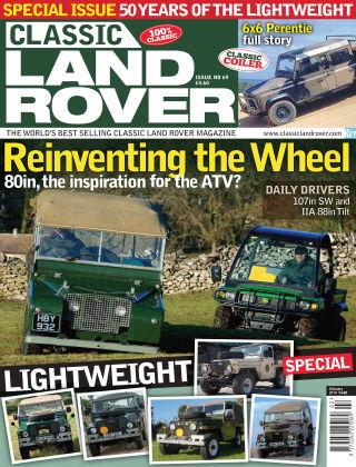 Classic Land Rover Feb 2019