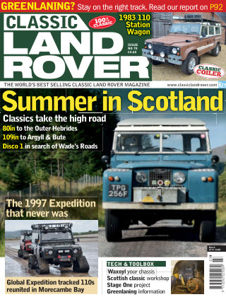 Classic Land Rover Mar 2019