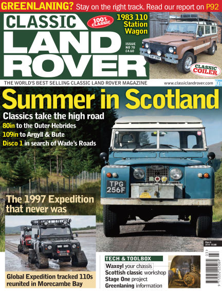 Classic Land Rover February 06, 2019 00:00
